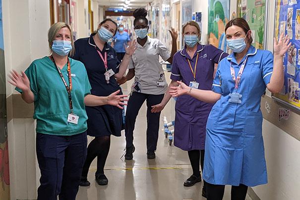 Children's Ward Nurses